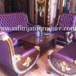 Kursi Sofa Mewah Modern Itali