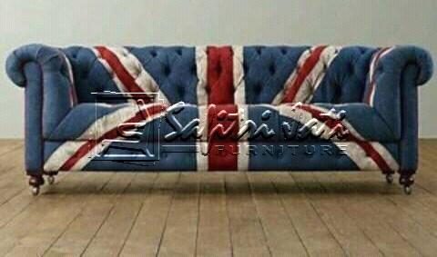 Kursi Sofa Belanda Long Size Safitri Jati Furniture