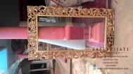 Cermin Jati Murah