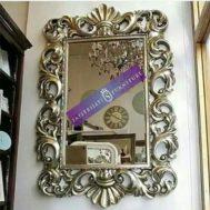 Pigura Cermin Jati