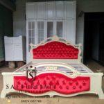Tempat Tidur Minimalis Ukir