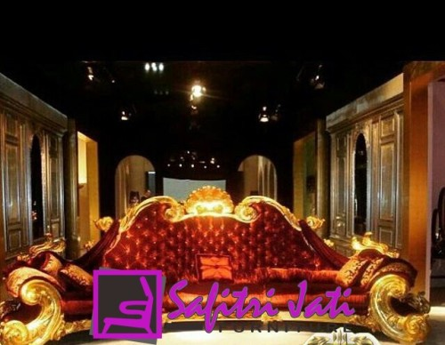 Sofa Michael Jackson mewah 8