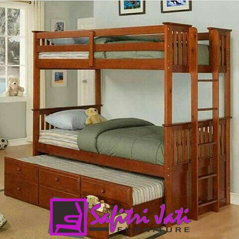 tempat tidur terbaru