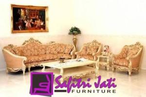 Kursi Sofa Tamu Mewah Bintang Modern