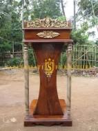 Mimbar Podium Ukir Jepara