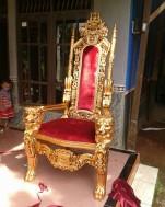 Kursi Raja Ukiran Jepara Terbaru