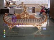 Sofa Perahu Ukir