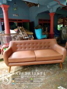 Sofa Vintage Retro Murah