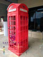 Lemari Box Telepon