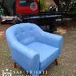 Sofa Retro Scandinavian Style