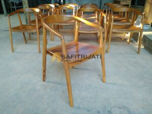 Kursi Cafe Kayu Minimalis Selly