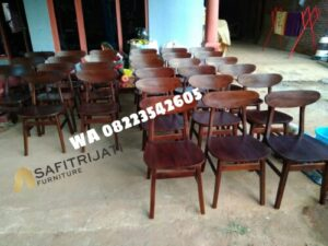 Kursi Cafe Minimalis Model Ropan